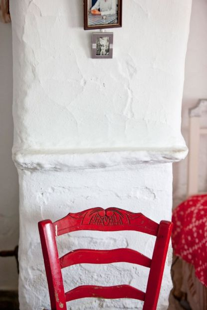 Handmade Aegean chair