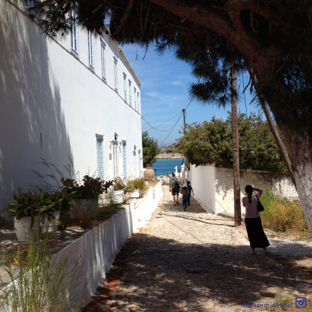 Family Vacation in Spetses