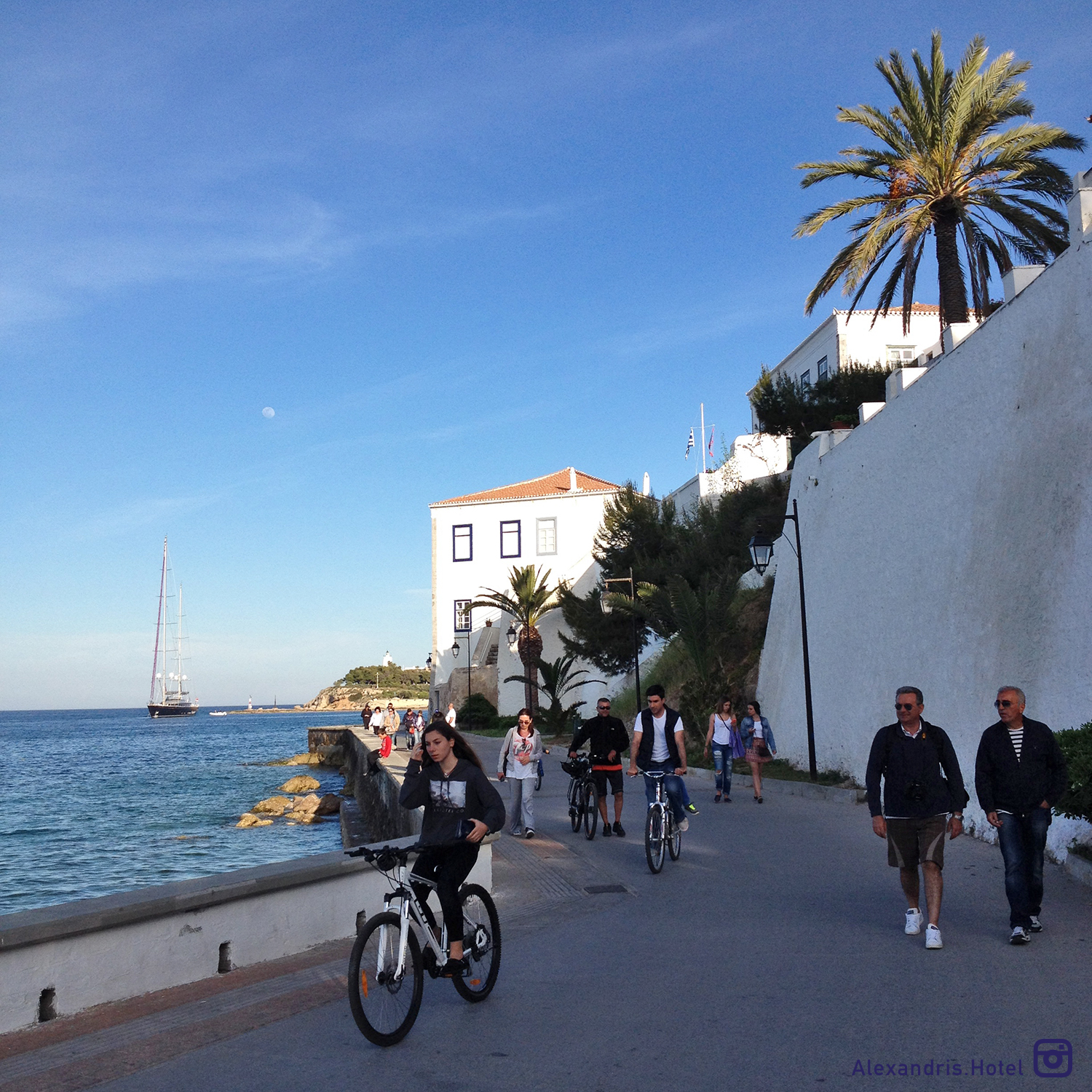 Spetses Vacation
