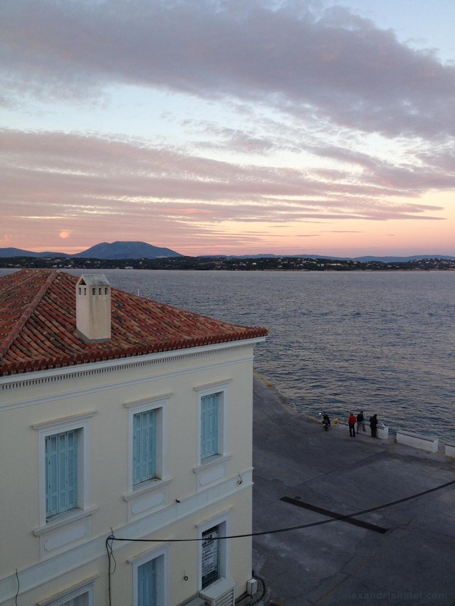 Spetses_Sunset